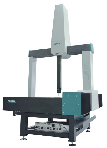wenzel cmm machine